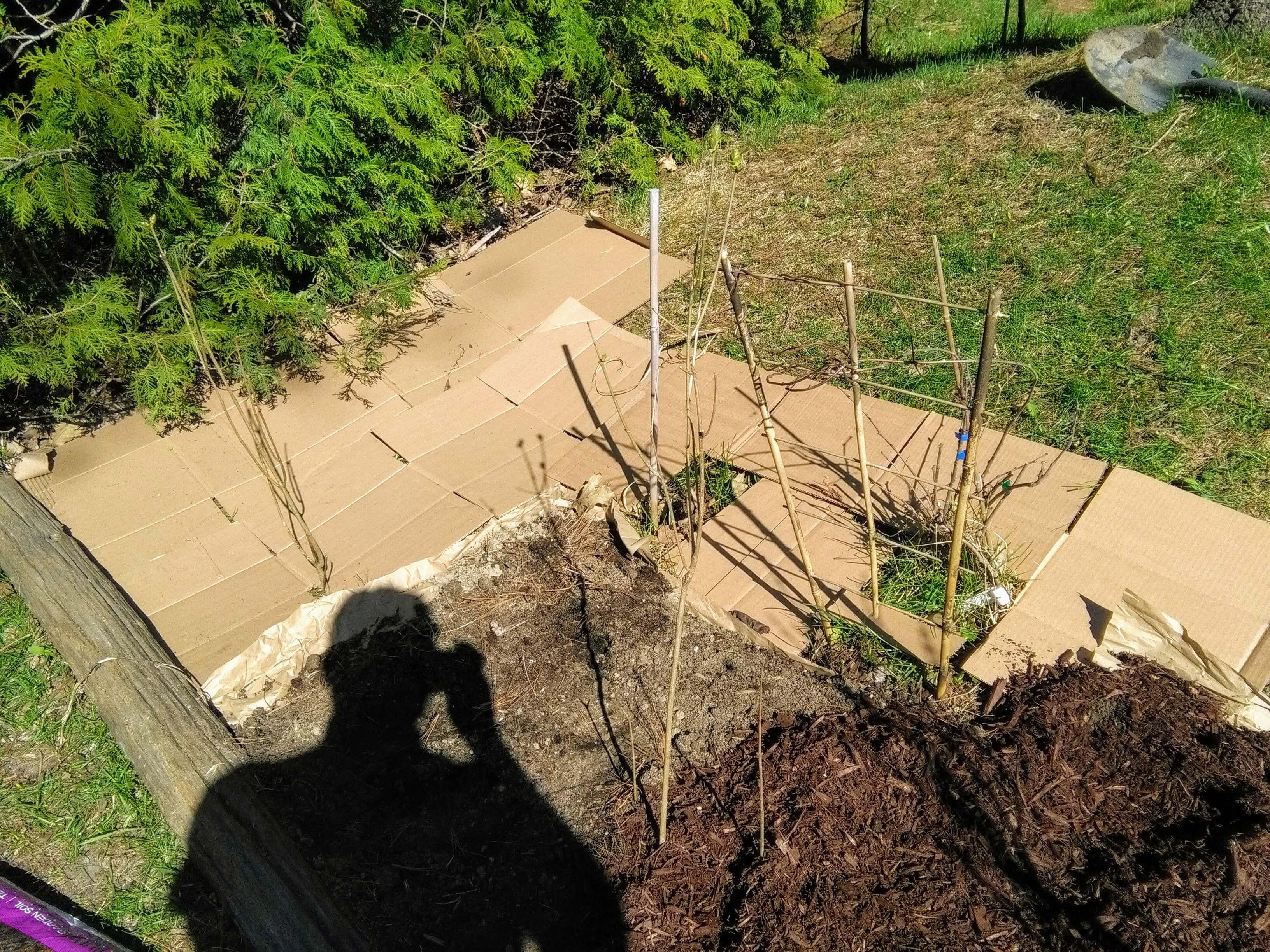 Créer un nouveau jardin